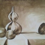Still Life in Burnt Umber (2011)