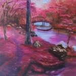 Pink Forest, Ireland (2013)
