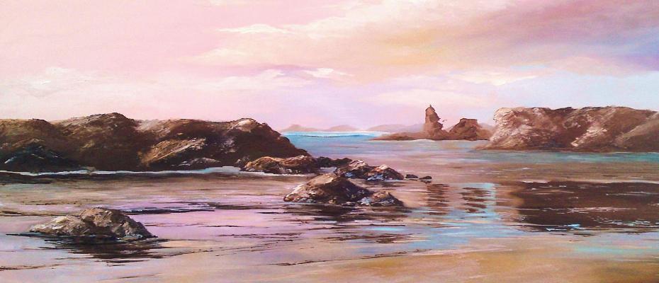 Beach Sunset (2011)