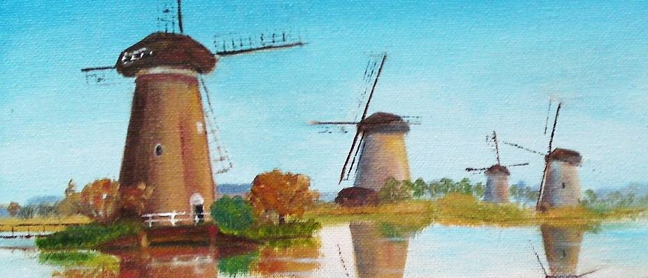 Dutch Windmills (2010)